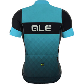 Alé Cycling R-EV1 Rumbles Short Sleeve Jersey Men navy-light blue